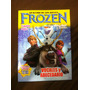 Libro Para Colorear Frozen Sorpresa Recordatorio Rifa