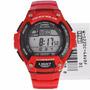 Reloj Casio W S220 C Tough Solar Hora Mundial Alarmas Hombre