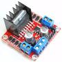 Módulo L298n / Driver Control Motor - Puente H Arduino
