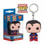 Llavero De Colección Figura Toy Comics: Superman Action
