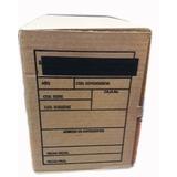Cajas X200 En Carton Corrugado Archivo General
