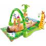 Gimnasio Para Bebé Rainforest 1-2-3 Selva Musica Sonajeros