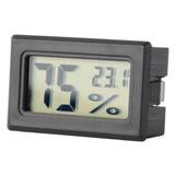 Termometro Higrometro Digital Medidor Temperatura Humedad