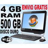 Computador Todo En Uno Ram4gb-hd500gb-garanita 1año