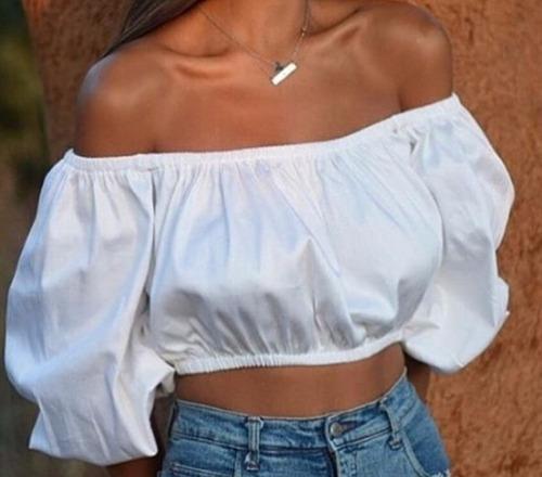 Blusas para mujer Limonni LI907 Campesinas