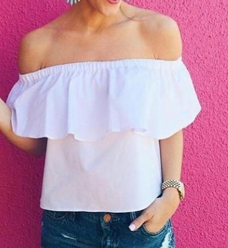 Blusas para mujer Limonni LI701 Campesinas