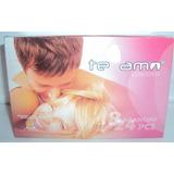Caja De Condones Preservativos Te Amo Por  72 Unidades