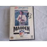 Madden 94 Sega Genesis
