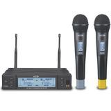 Micrófono Inalambrico K-mid100 Kalley/banda Uhf 700-999