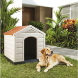 Casa Para Perro 92x90x89 Cm