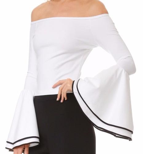 Blusas para mujer Limonni LI940 Campesinas