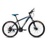 Bicicleta Aluminio Shimano Rin26 Bloqueo Suspension Corleone