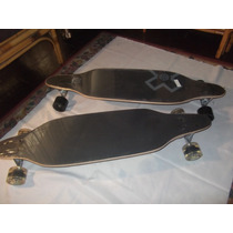 Long Board-tabla-patineta X Games Profesional Original Usa..