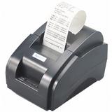 Impresora Térmica Xprinter Original Pos 58mm Trabajo Pesado