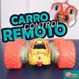 Carro A Control Remoto Nuevo Muy Fino Loco Luces Y Sonido