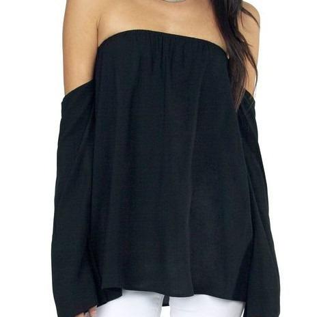 Blusas para mujer Limonni LI417 Campesinas