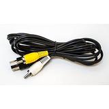 Cable Video Rca Para Sega Genesis 1 Nuevo Importado