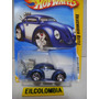Hot Wheels Volkswagen Vw Beetle Edit 2010 Eilcolombia