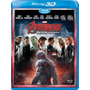 Blu-ray 3d Avengers Era De Ultrón  Marvel ** Envío Gratis **