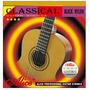 2 Set De Encordados Alice A105bk-h Para Guitarra Clasica