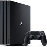 Playstation 4 Pro 1tb Con 1 Control 1 Año Garantia Ps4 Pro