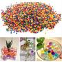 8000 Unids/bolsa Perla Forma De Cristal Gel Bio Hidrogel