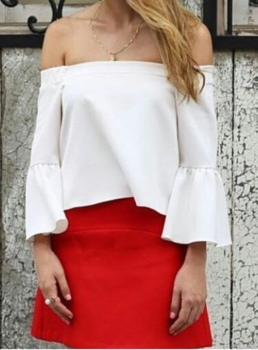 Blusas para mujer Limonni LI703 Campesinas
