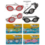 Gafas De Natacion X 3 Unidades En Silicona Envio Gratis