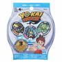 Sobre Yokai Watch X 3 Hasbro Rojo 2serie Naranja 3serie