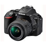 Cámara Nikon D5500 24,2mpx Kit 18-55mm Vr + Obsequio Estuche