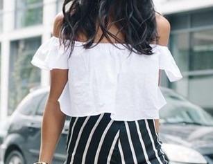 Blusas para mujer Limonni LI620 Campesinas