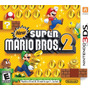 Nuevo New Super Mario Bros 2 Nintendo 3ds