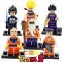 Minifiguras Dragon Ball Z Tipo Lego Compatibles