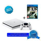 Playstation 4 Slim Blanca 500 Gb - Call Of Duty Infinity