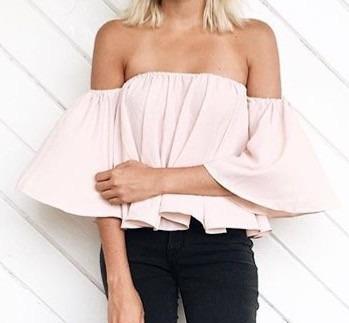 Blusas para mujer Limonni LI608 Campesinas