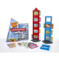 Juego De Mesa Monopoly Hoteles 100% Original Nuevo 2013