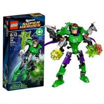 Lego Figura Linterna Verde