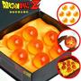 Dragon Ball Esferas Del Dragon Bandai 4.5c  Estuche 7 Adrijd