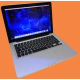Portátil Macbook Pro Core I5 Ram 8gb Video 1536