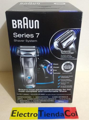 Afeitadora Máquina De Afeitar Braun 790cc-4 Nueva Sellada 86e0beaf901a