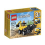 Lego 3en1 Creator Construction Vehicles 31041 Constructor