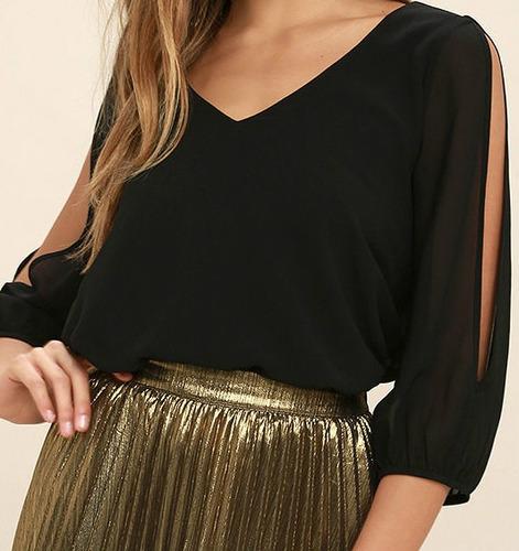 Blusas para mujer Limonni LI1026 Casuales