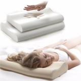 ¡ Set X2 Almohadas Memory Pillow Foam Ortopédica Cervical !!