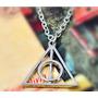 Collar Harry Potter Collar Reliquias De La Muerte Plata