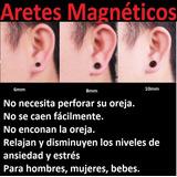 Aretes Magnéticos, Pendiente, Piercing, Expansor, Adelgazar