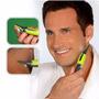 Micro Touch Max Portatil Afeitadora+mascarilla Negra Pilaten