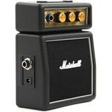 Amplificador Mini Marshall Ms-2 Para Guitarra Ms2 Portatil