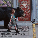 Red Hot Chili Peppers Cd The Getaway Nuevo Sellado Digipack