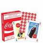 Juego De Cartas: Coca Cola 100% Original Coca-cola Naipe