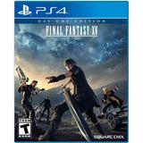 Final Fantasy Xv Ps4 Nuevo Original Domicilio - Jgames